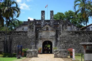 قلعه سن پدرو در سیبو - فیلیپین