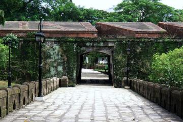ناحیه اینتراموروس در مانیل - فیلیپین
