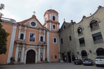 کلیسای سن آگوستین در مانیل - فیلیپین