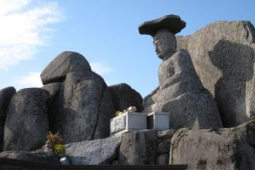 مجسمه گاتباوی در دائگو - کره جنوبی