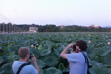 پارک دئُکجین در جیئونجو - کره جنوبی