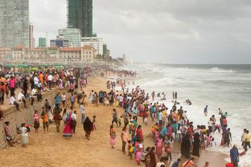 تفرجگاه گاله در کلمبو - سریلانکا