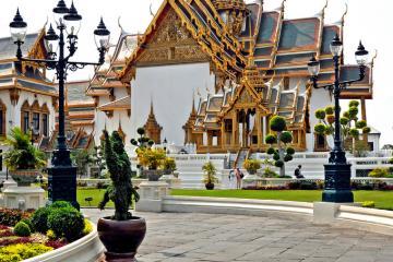 کاخ Dusit در بانکوک - تایلند