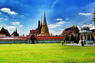 معبد Phra Kaew در بانکوک - تایلند