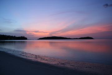 ساحل چاونگ در سامویی - تایلند