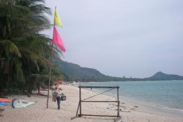 ساحل لامایی در سامویی - تایلند