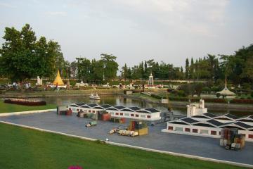 سیام کوچک در پاتایا - تایلند