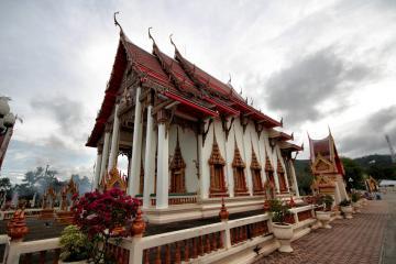 معبد چالونگ در پوکت - تایلند