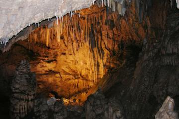 غار دیم در آلانیا