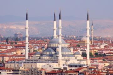 مسجد علاءالدین آنکارا