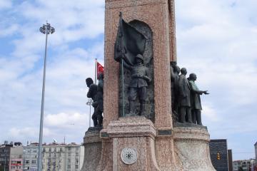 بنای جمهوریت در آنکارا