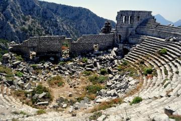 پارک ملی گولوکداغی در ترکیه