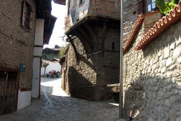 شهر تاریخی بیرگی در ترکیه
