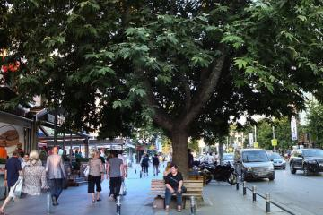 بلوار بغداد در استانبول