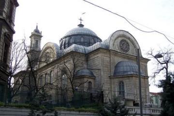 کلیسای ایا تریا در استانبول