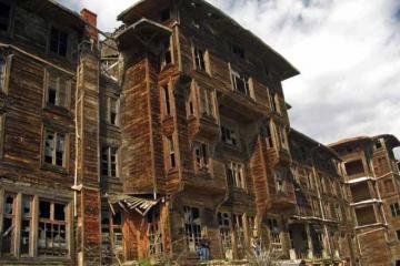 یتیمخانه رومی در استانبول