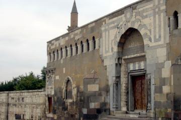 مسجد علاءالدین در قونیه