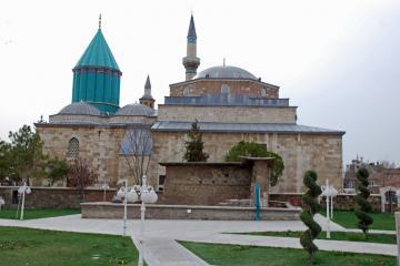 موزه مولانا - قونیه