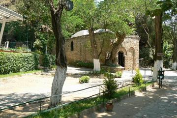 خانهی منسوب به حضرت مریم در کوشآداسی
