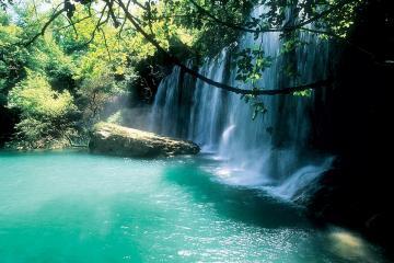 آبشار تورقوتکوی در نزدیکی مارماریس