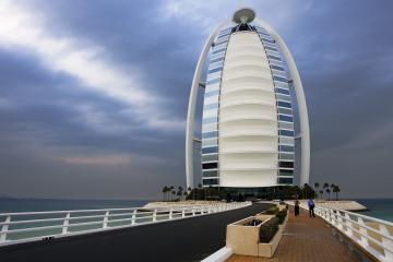برج العرب در دوبی