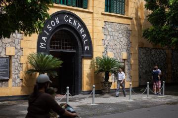 موزه هوآلو در هانوی - ویتنام