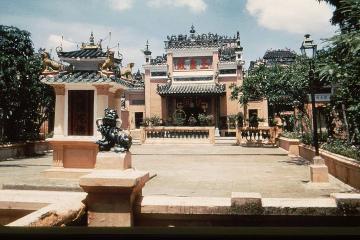 برج امپراطور جِید در هوشی مین - ویتنام