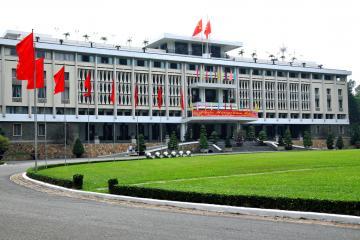 کاخ اتحاد (استقلال) در هوشی مین - ویتنام