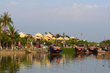 شهر قدیمی هوی آن - ویتنام
