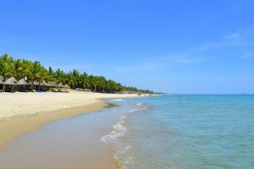 سواحل کوآدای در هوی آن - ویتنام