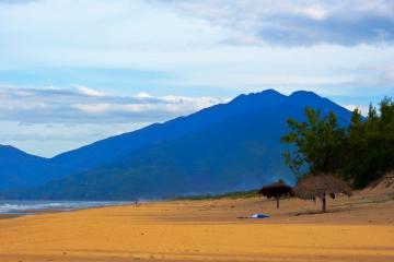 ساحل لانگ کو در هوئه - ویتنام