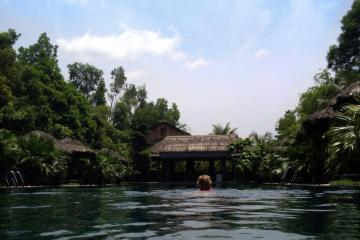 دهکده زائران در هوئه - ویتنام