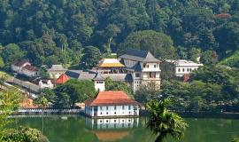 کندی در سریلانکا