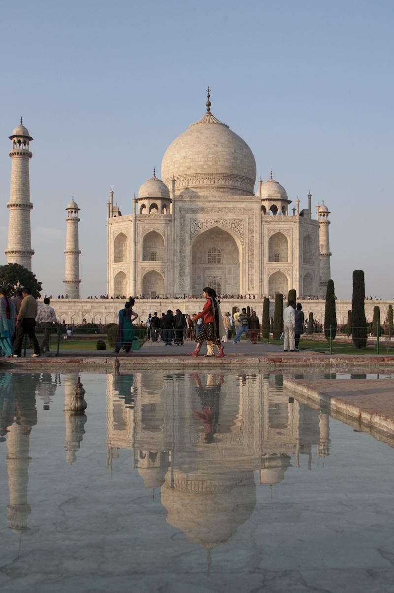 شهر آگرا در هند