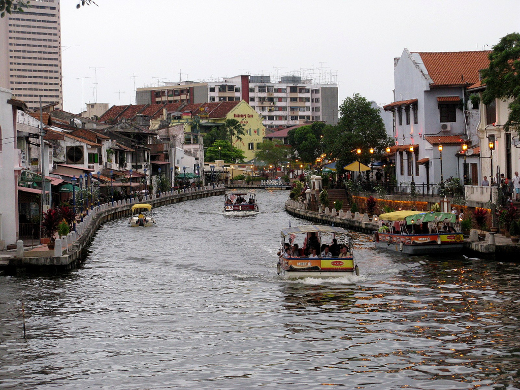 ملاکا در مالزی