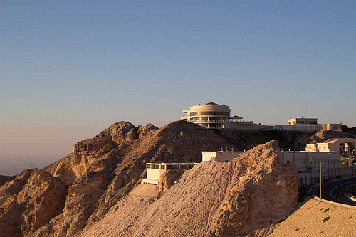 کوه جبل حفیت در العین